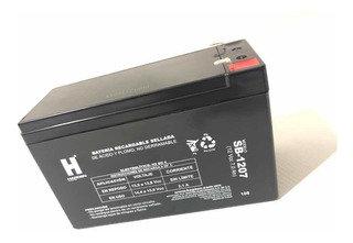 Bateriade acido 12v 7 amp HARDEN