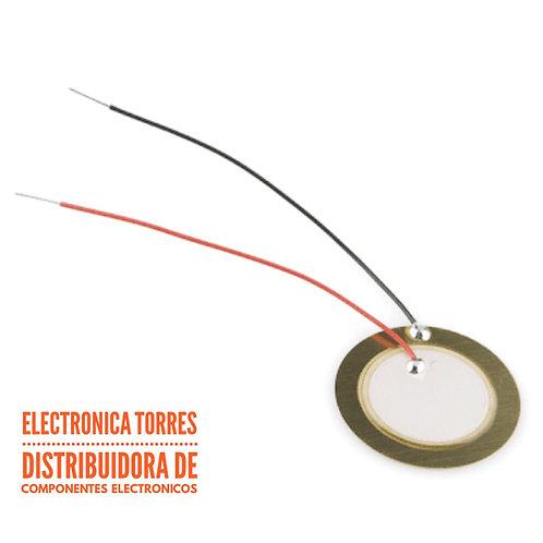 Sensor piezoelectrico