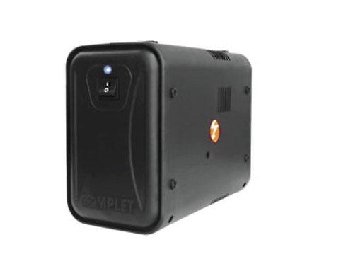 Nobreak/ 800v /400w  /8 contactos  complet