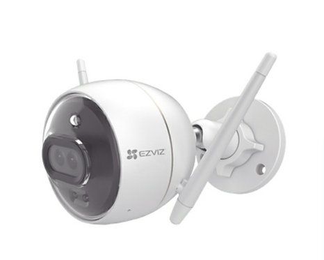 Bala IP 2 Megapixel / WiFi / Lente 2.8 mm / IP67 / IR 30 metros / COLORES EN OS