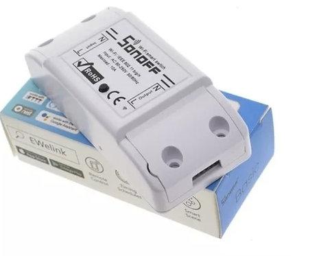 Interruptor Inteligente Basico WiFi Sonoff
