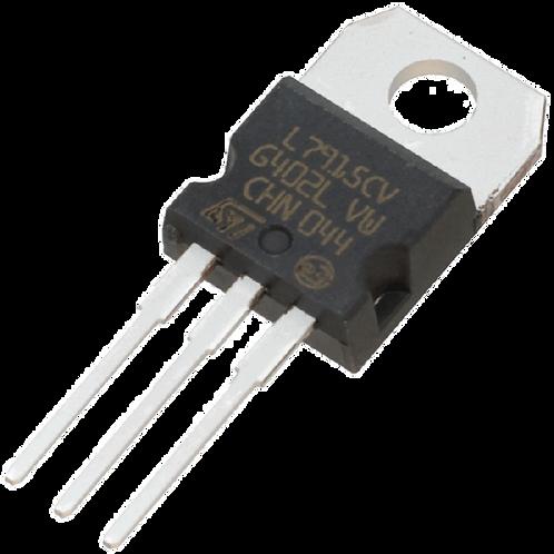 Regulador de voltaje  7915 15v 1.5A
