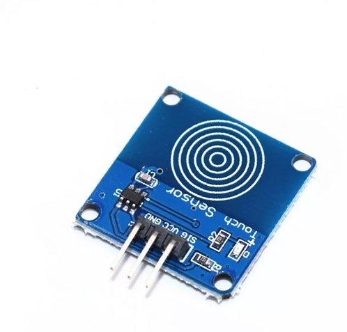 Sensor touch  de tacto capacitivo doble lado