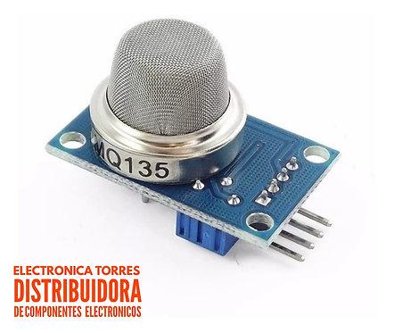Modulo sensor de gas MQ135
