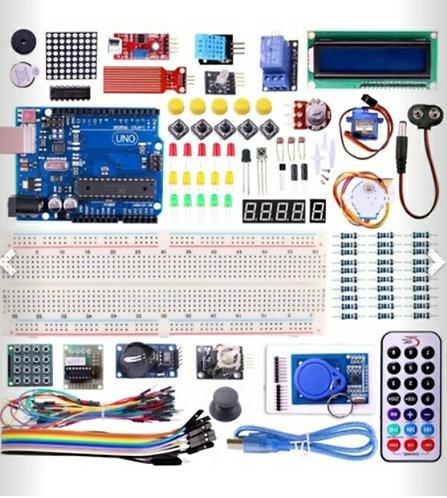 Kit de iniciacion electronica arduino uno