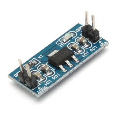 Modulo Regulador de tension AMS1117 5v