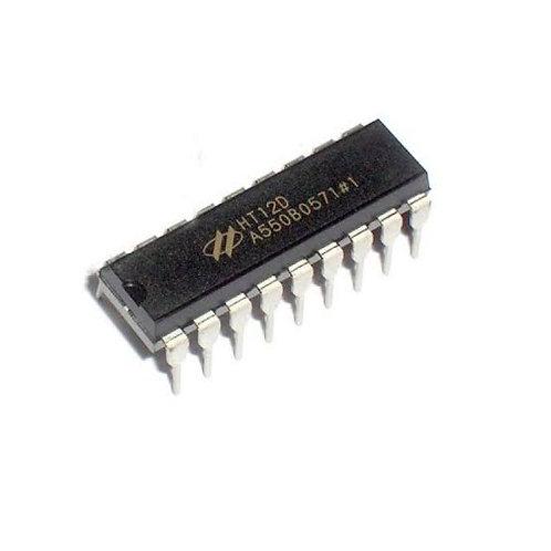 HT12D-18 para encoder y radiofrecuencia
