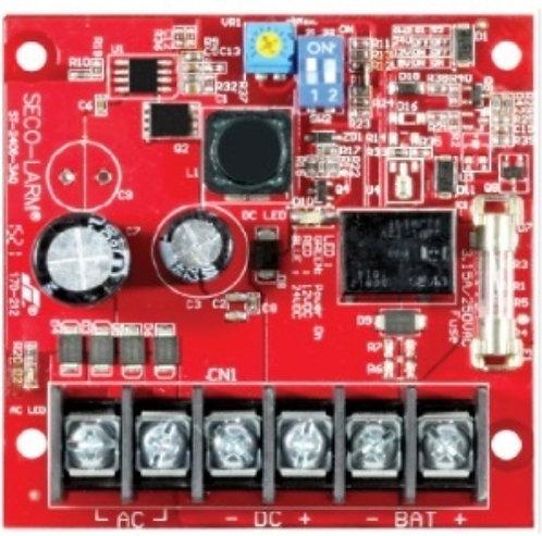 Fuente de Poder con Cargador Bateria 2.5 amp 6/12/24 VCD
