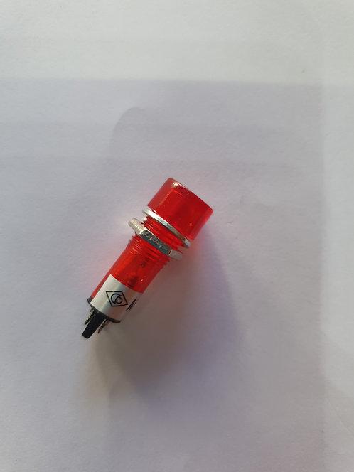 Foco piloto110v rojo