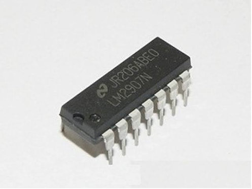 Lm2907 convertidor de frecuencia a tension