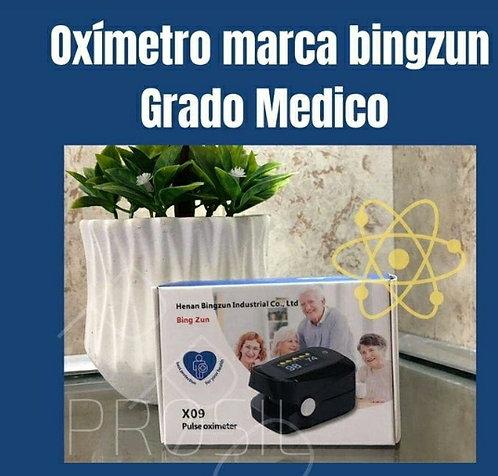 Oximetro grado medico