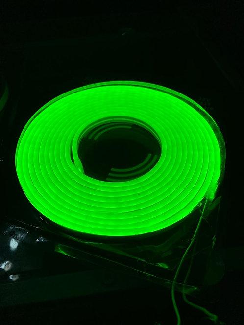 Tira de led neon flexible 5mt 12v para exterior Luces Autos Casa