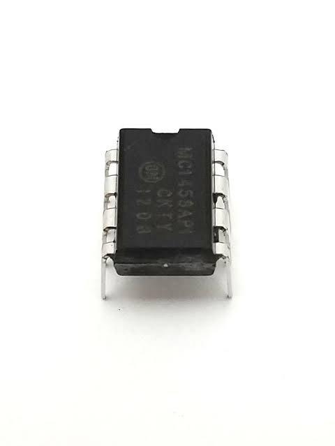 Mc1458 amplificador operacional