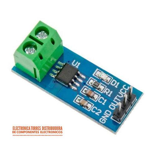Modulo de sensor de corriente 30Amp ACS712