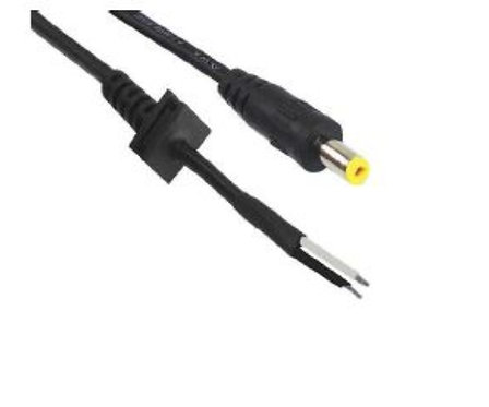 Cable tipo laptop hp/plug recto