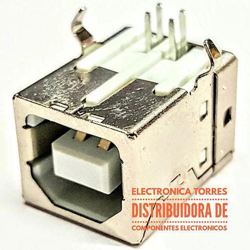 JACK USB TIPO B PARA IMPRESORA