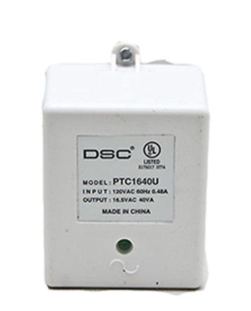 Transformador 16VCA / 40VA Fusible Interno para paneles y módulos de