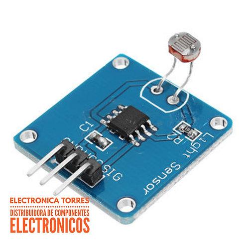 Modulo sensor de luz KY-018