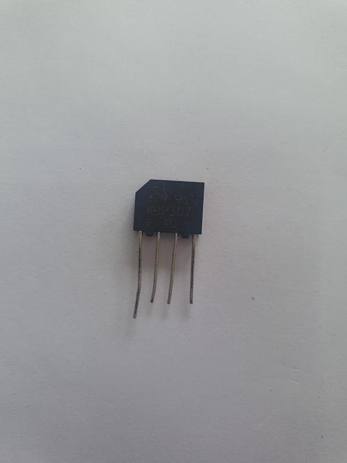 Puente de diodos kbp307 3amp 700v