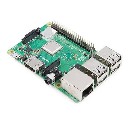 Placas de desarrollo experimental Raspberry Pi 3B+