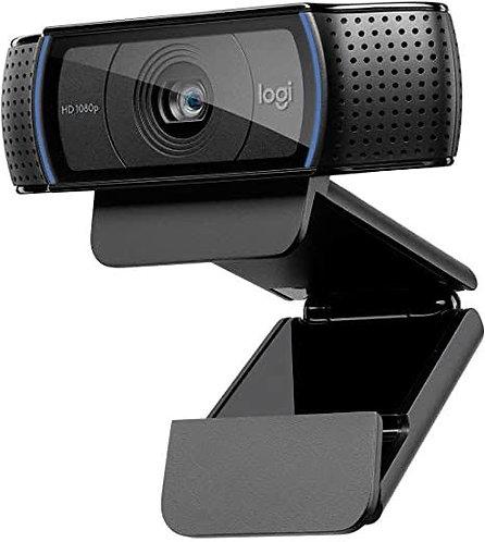 CAMARA WEB LOGITECH C920S COLOR NEGRO FULL HD 1080P