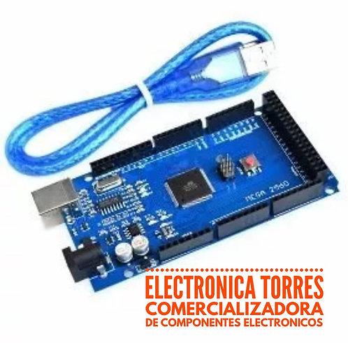 Arduino MEGA generico con cable usb