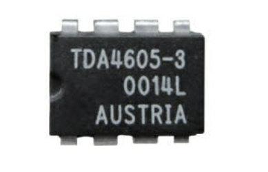 Tda4605  dip-8pines  st microelectronics