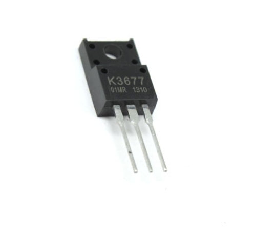 Transistor mosfet 2sk3677 12 amp 700v