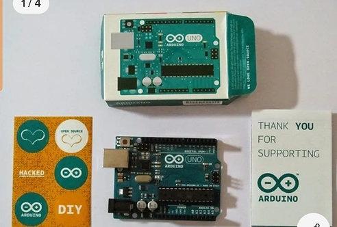 Arduino Uno DIP REV3 Original Made In Italy
