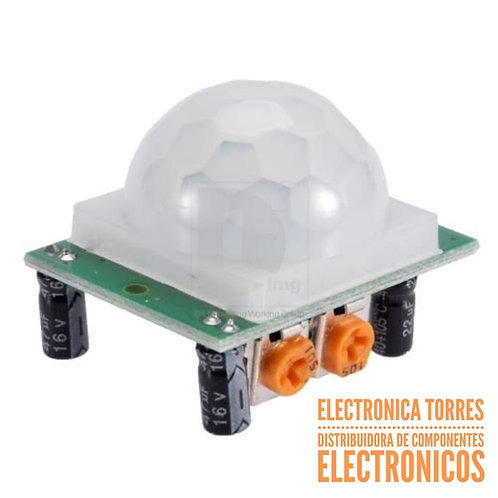 Sensor de presencia  PIR  HCSR501