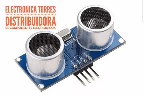 Sensor ultrasonico HCSR04