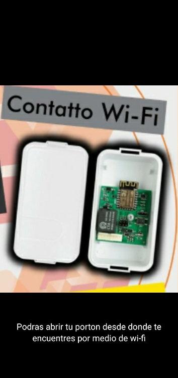 Wifi  control para portones y puertas automaticas