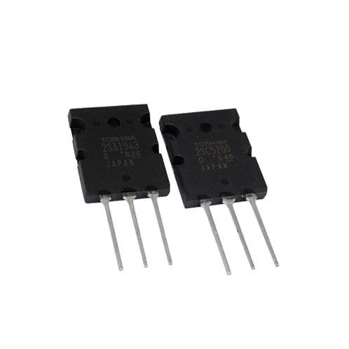 Transistor C5200 + A1943