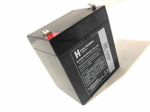 Bateria  de acido 12v 4 amp HARDEN