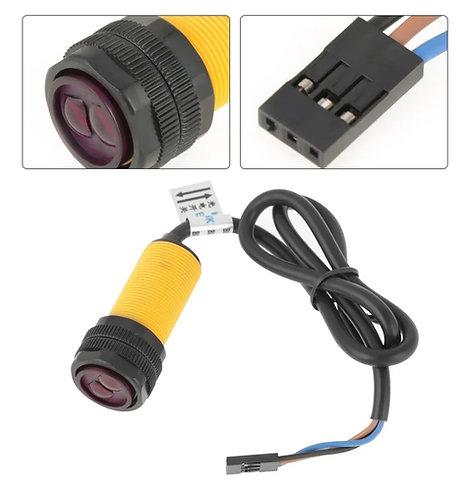 Sensor infrarojo de distancia E18-d80nk 3-80cm