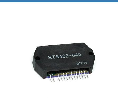 STK402-040 AUDIO PWR AMP 25W+25W
