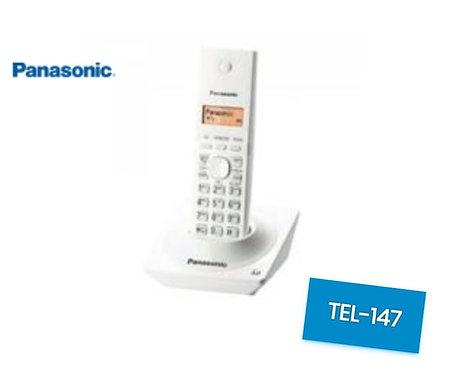 TELEFONO PANASONIC KX-TG1711 INALAMBRICO DIGITAL DECT 6.0 CON IDENTIFICADOR DE