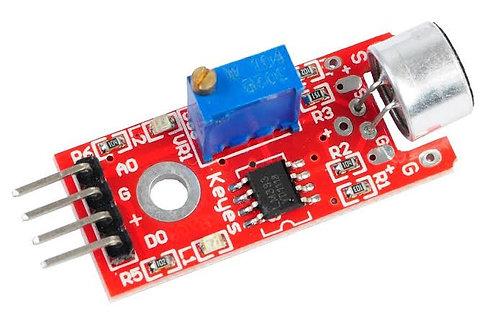Modulo sensor de microfono ky-037