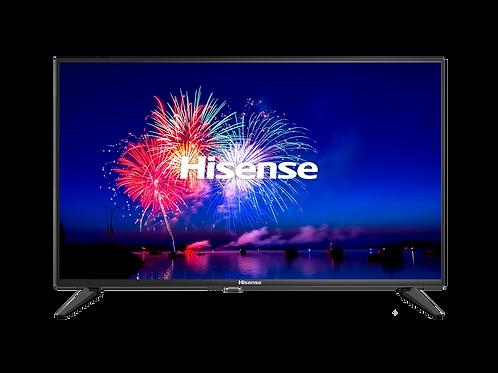 "HISENSE 43"" 43R6109 4K UHD ROKU SMART LED TV"