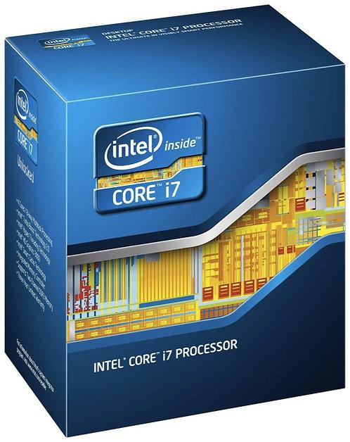 INTEL I7-3770 (R) QUAD CORE HYPERTHREADING 3.4G 8M 1155PIN OEM CPU SROPK