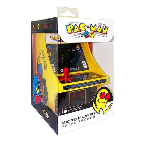 MY ARCADE 6 IN MICRO PLAYER PAC-MAN MACHINE