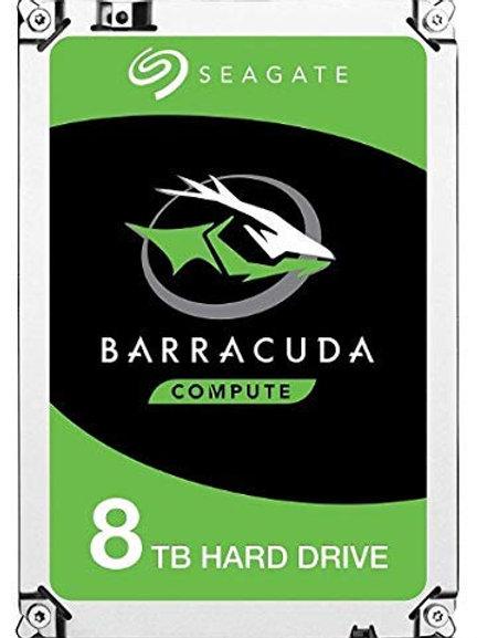 """HDD 8TB SEAGATE 3.5"""" 256MB SATA6Gb/s #ST8000DM004"""