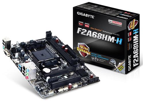 GIGABYTE GA-F2A68HM-H FM2+ AMD A68H 4 x SATA 6Gb/s USB 3.0 HDMI MICRO ATX A