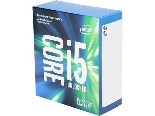 INTEL CI5-7600K BX80677I57600K 3.8 GHZ 6M KABY LAKE 1151