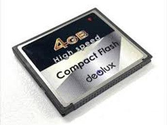 CF 4G DEOLUX HIGH SPEED CF-DEO-4G-HS