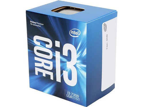 INTEL CI3-7300 BX80677I37300 4.0 GHZ 4M 1151 2CORE 51W