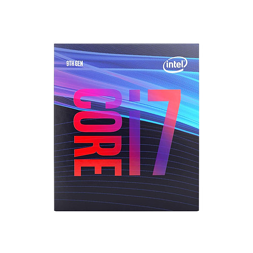 INTEL CI7-9700 BX80684I79700 3.0/4.7GHZ 12M 65W L1151 BOX CPU