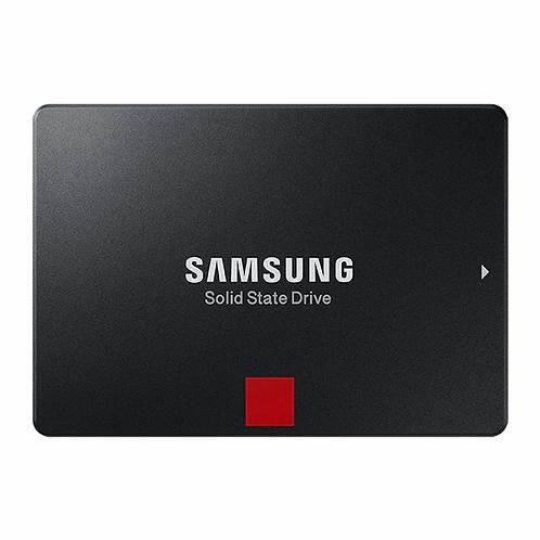"""SSD 2TB SAMSUNG 860PRO 2.5"""" SATA3 R560/W530 MZ-76P2T0E"""