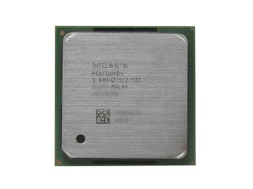 INTEL P4-2.8B SOCKET 478 OEM CPU