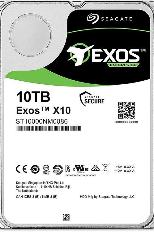 """HDD 10TB SEAGATE 3.5"""" ST1000NM0016 SATA6/Gb/s 7200RPM 256MB"""